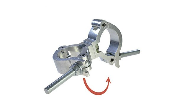 Doughty Mammoth Swivel Coupler
