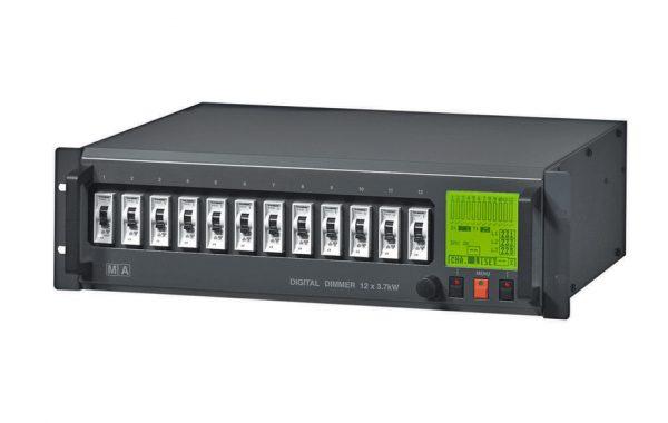 MA Lighting Digital Dimmer 12x 3.7kW