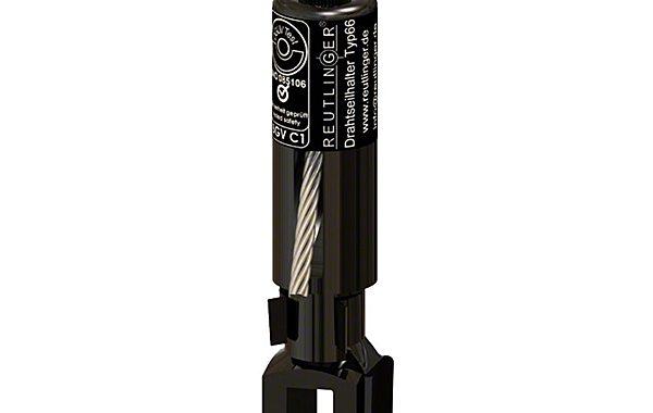 Reutlinger Drahtseilhalter 66SV-III G