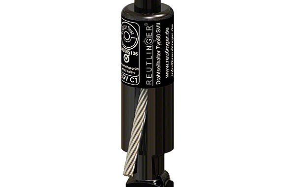 Reutlinger Drahtseilhalter 80SV-III ZWG