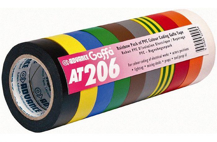 ADVANCE AT 206 Regenbogenpack