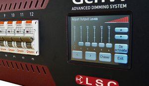 Dimmer LSC