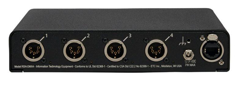 ETC Response Gateway Mk2 Input